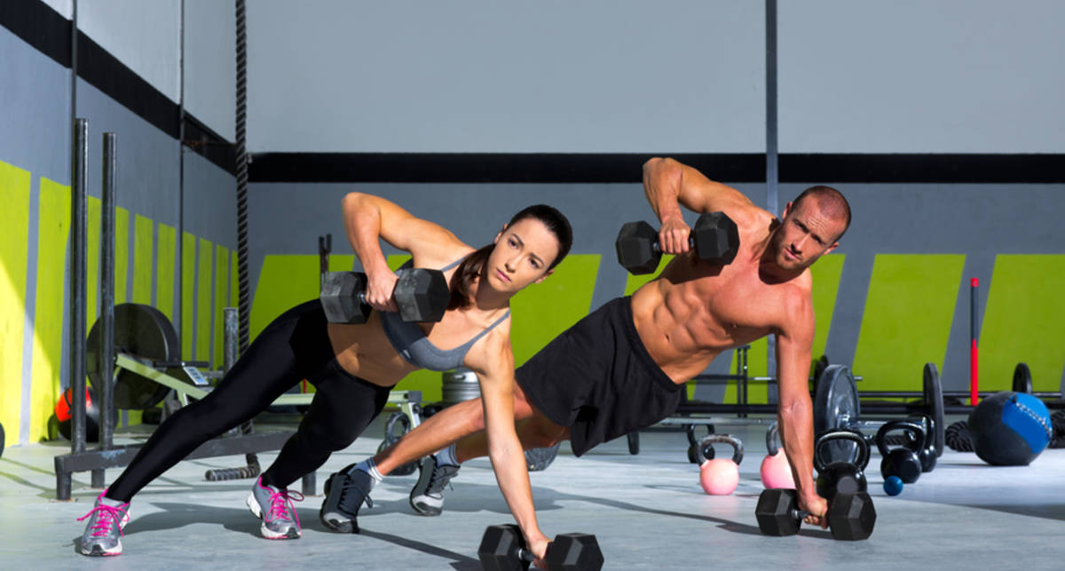 Какое упражнение могут сделать всего 10% мужчин?