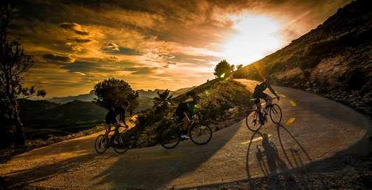 Как стать мощным велосипедистом: ТОП-5 советов