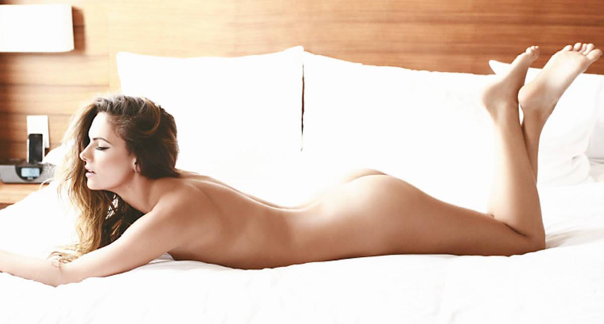 Горячая Мария: 34-летняя модель разделась для SoHo