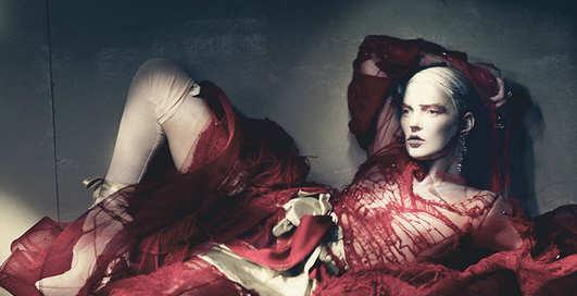Артхаус от Кейт Мосс: супермодель стала иконой