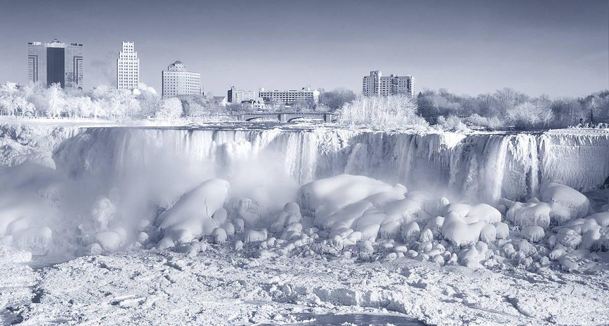 Беззвучные водопады: 7 самых холодных и больших