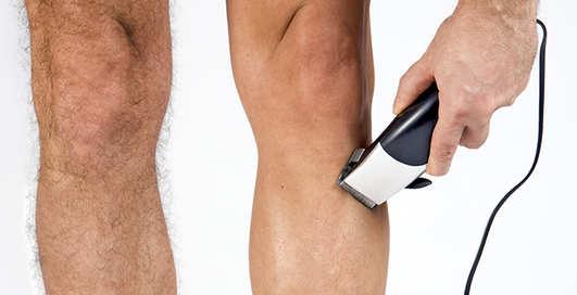 Бритые ноги: новая мода или спортивная нужда?