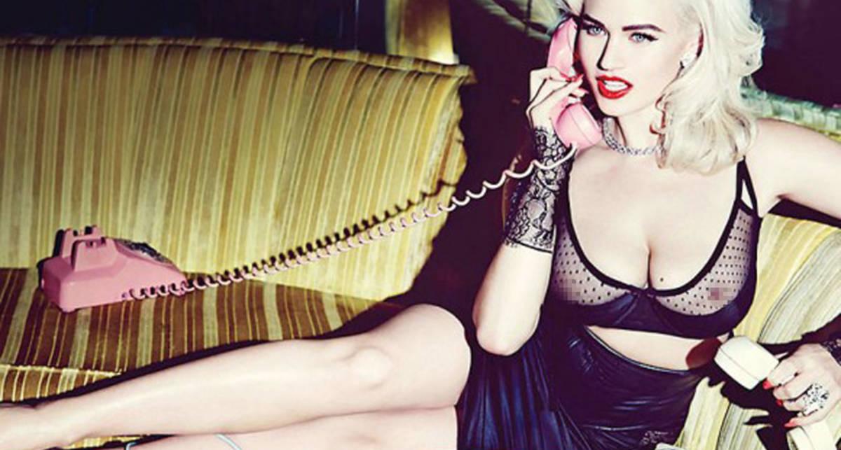 Знойная эротика: ретро-фотосессия для Playboy USA