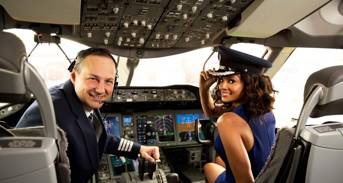 Когда во время полета стоит волноваться — пилоты