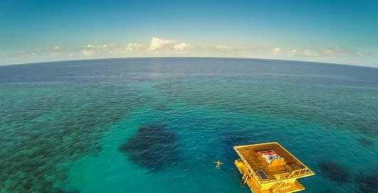 Райские глубинки: 7 необычных подводных отелей