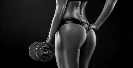 Спортивная эротика: 15 тренирующихся красоток