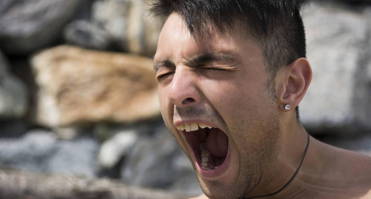 Что заставляет зевать во время тренировки — ученые