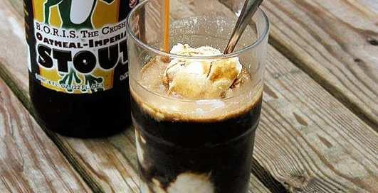 Пиво с мороженым: самый вкусный мужской десерт