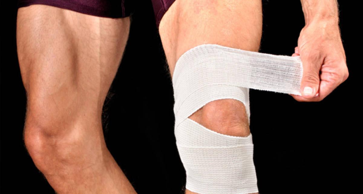 Ноги в полоску: стоит ли надевать повязки на колени