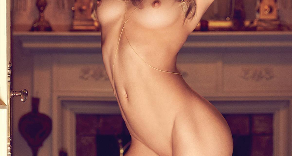 Майская эротика: Playboy снял американскую красотку