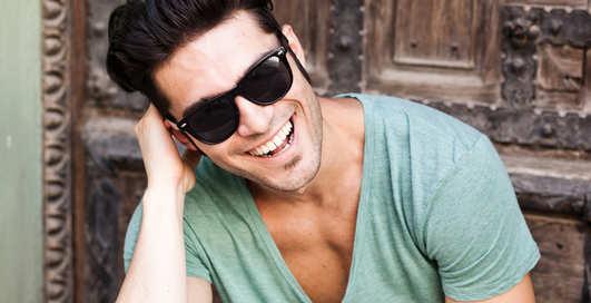 Мужские очки: ТОП-13 трендов весны 2015