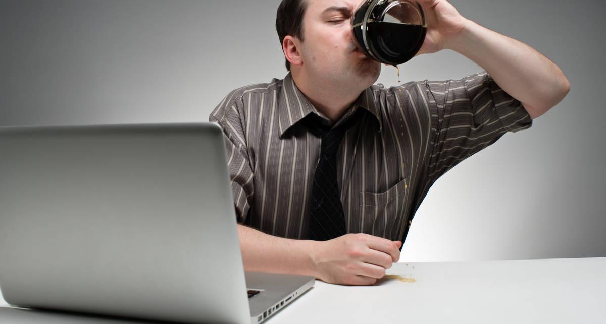 Трамадол, кофе и Ко: 10 опасных мужских наркотиков