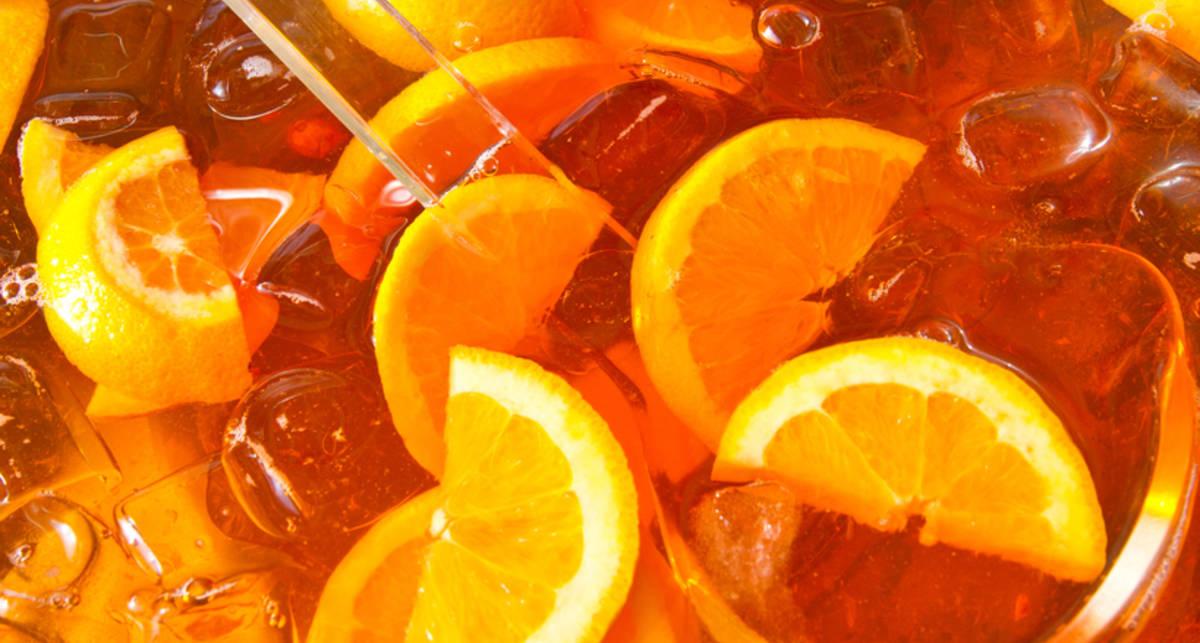 Пунш для пикника: рецепт самого пьяного коктейля