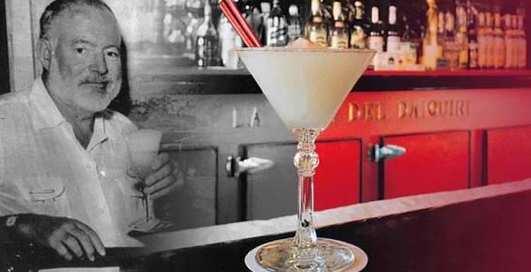Дайкири №3: любимый коктейль Эрнеста Хемингуэя