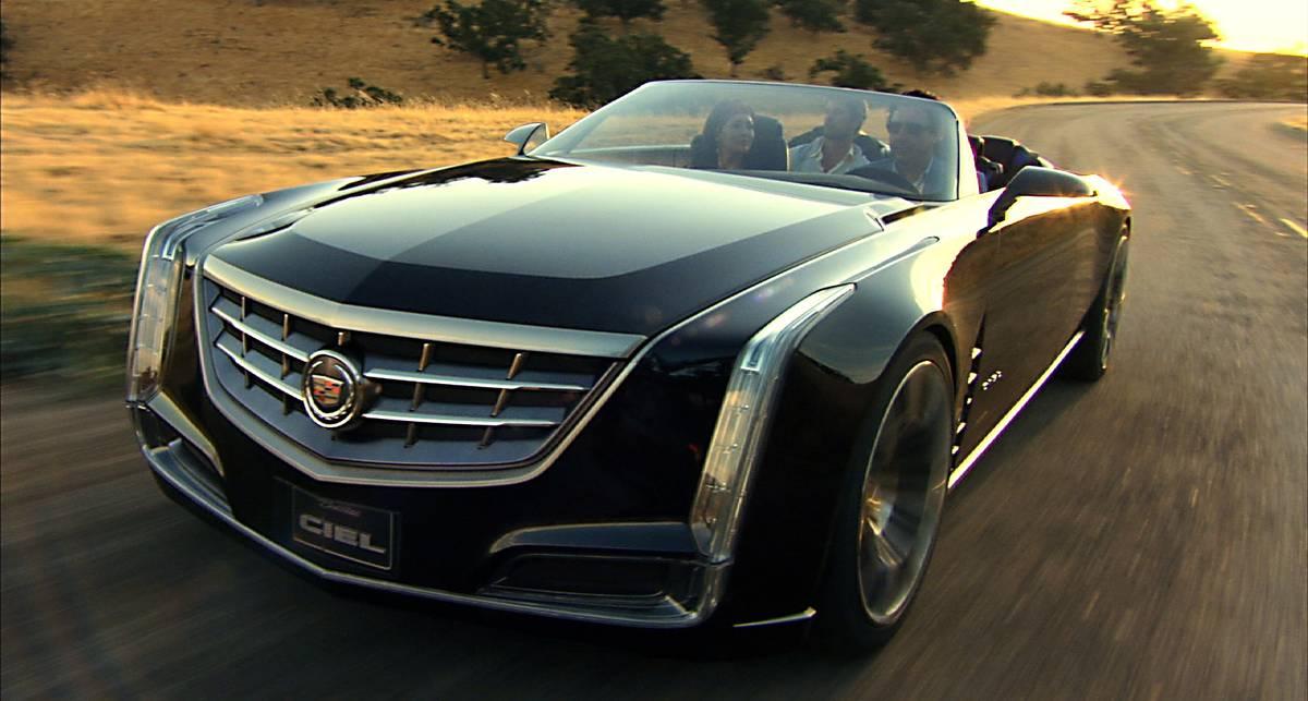 Cadillac Ciel: новое слово в истории дизайна авто
