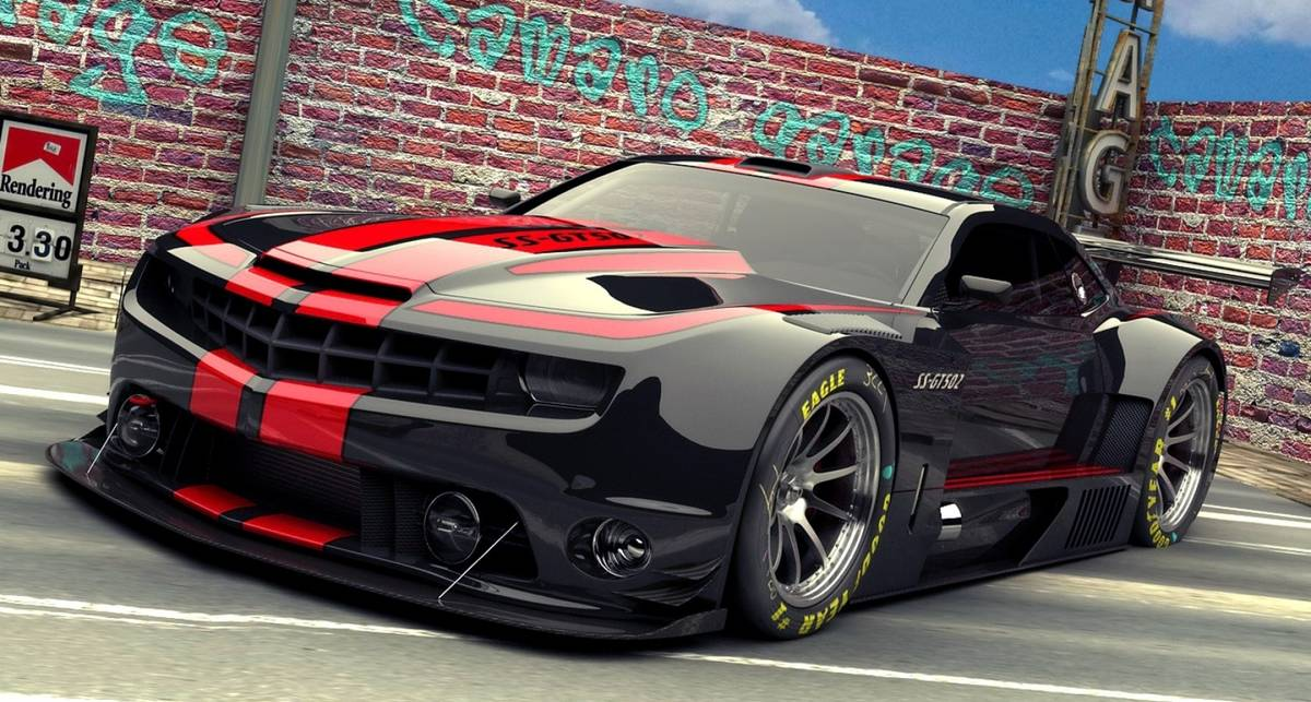 Chevrolet Camaro: ТОП-7 обожаемых моделей
