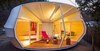 Туристические палатки: ТОП-6 самых гламурных