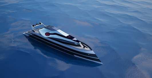 Яхта-самолет: российский бизнесмен учит летать катер