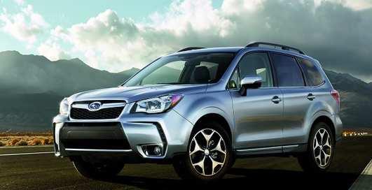 Subaru Forester: компания показала обновленный авто