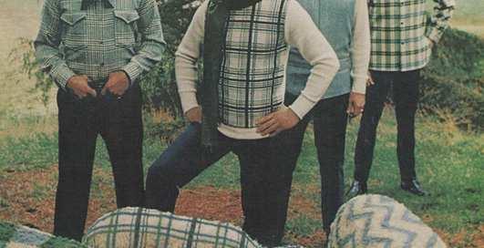 Странная мода: ТОП-15 фото в стиле 70-х