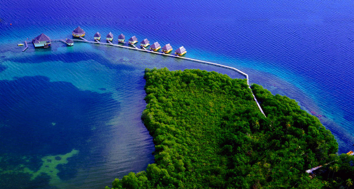 Рай на воде: ТОП-5 экзотических мест для отпуска
