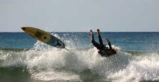 Ударная волна: 5 самых страшных серфинг-падений