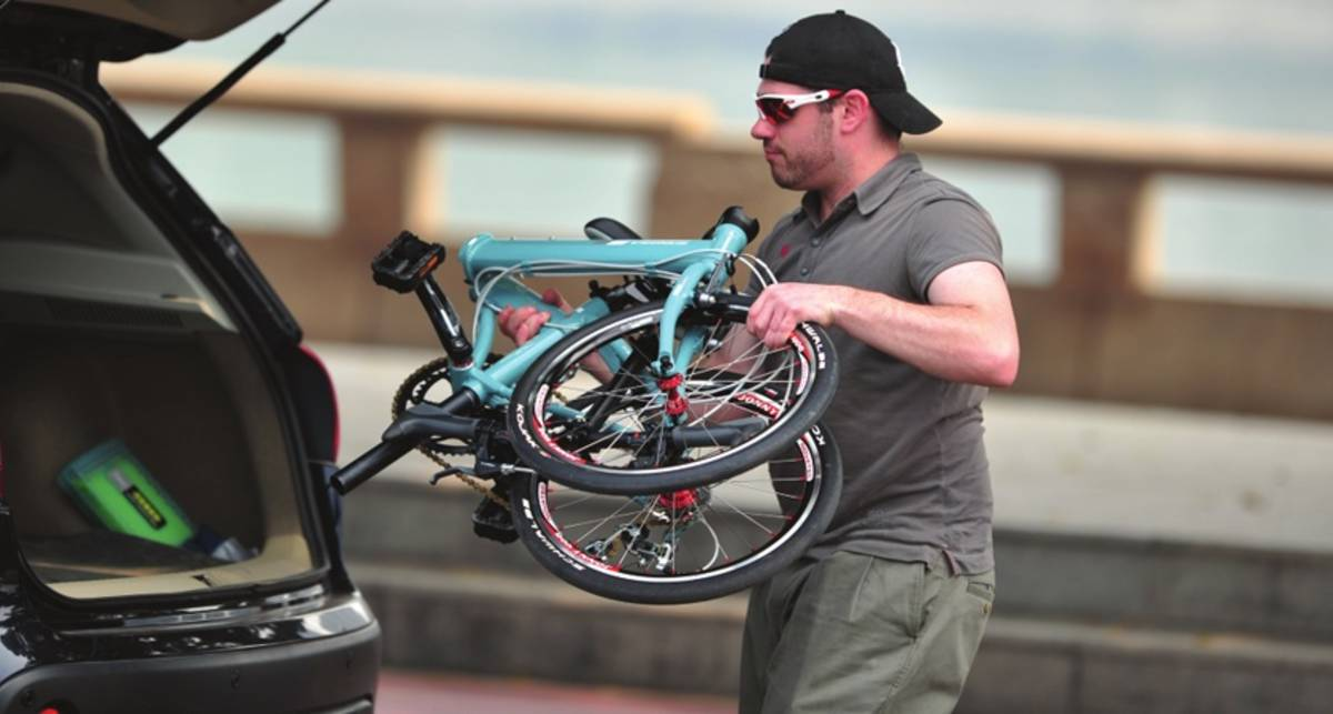 Складной велосипед: преимущества и недостатки