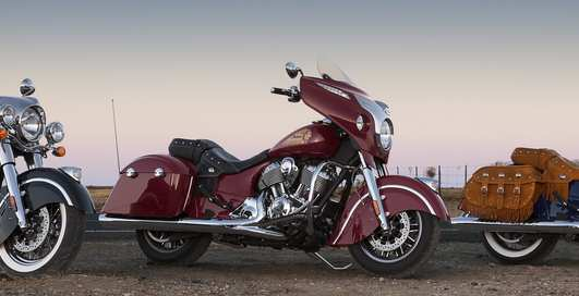 Мотоциклы Indian: 3 самых мужских новинки