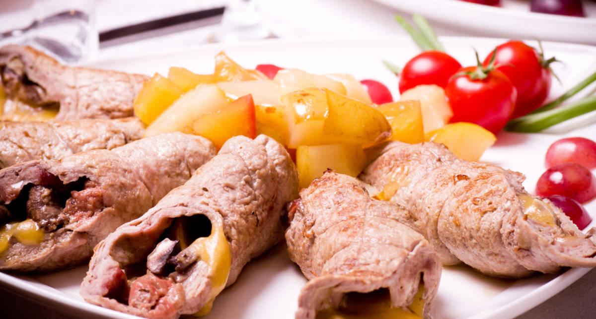 Ох и свинина: элементарный рецепт смачного блюда