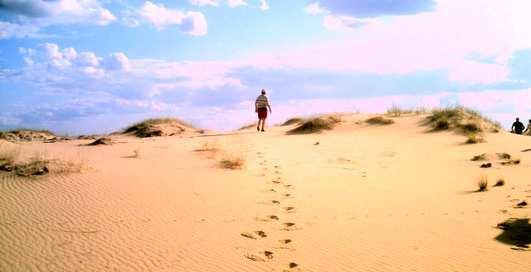 Украинская Сахара: 10 необычных фактов об отчизне