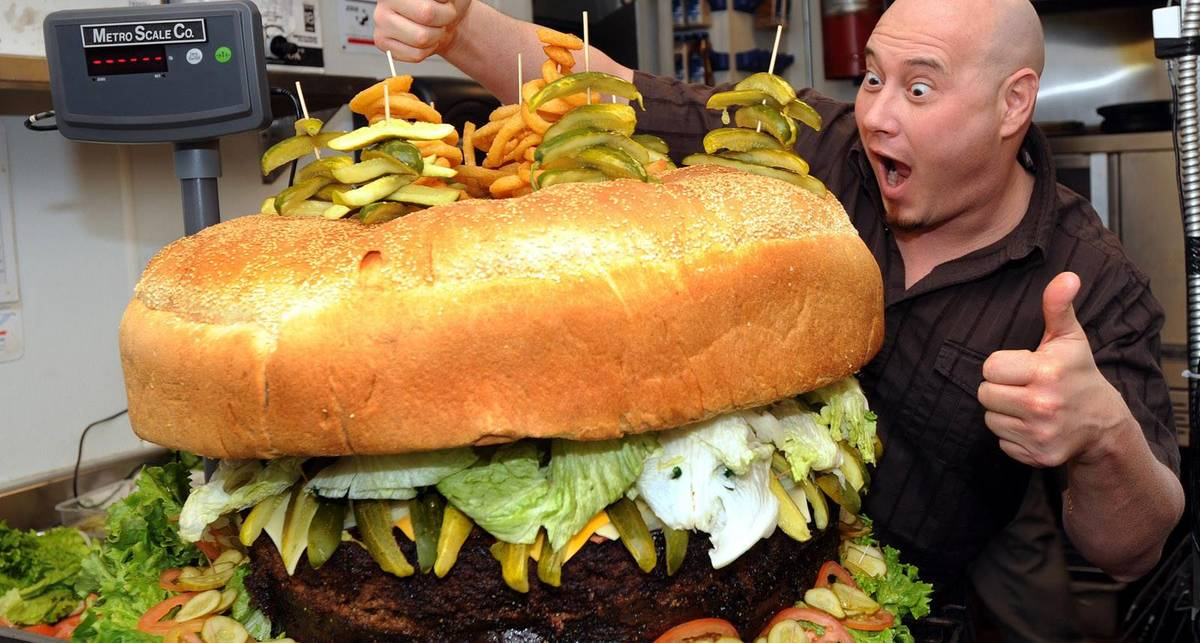 Голодные игры: пять соревнований еды в Лос-Анджелесе