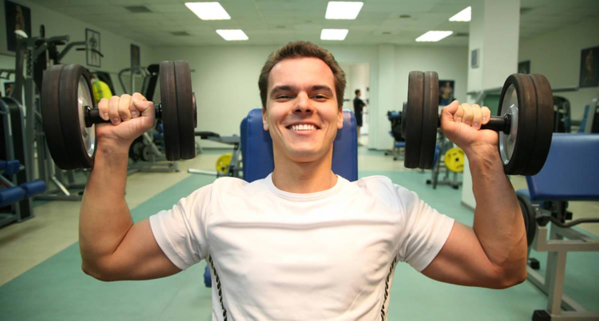 Как накачать плечи: 7 традиционных упражнений