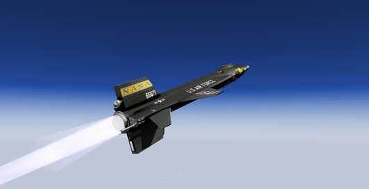 X-15 и Ко: ТОП-10 самых шустрых вещей на планете