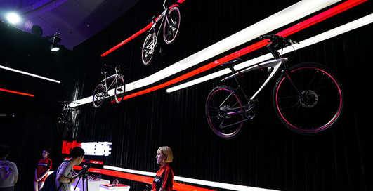 Велосипеды по цене авто: китайцы представили умные байки