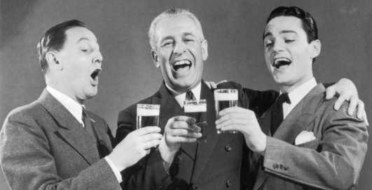 Алкоголики живут дольше трезвенников – ученые