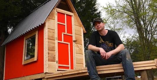 ТОП-8 крошечных домиков, которые удобнее твоей квартиры