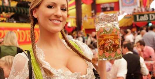 Пиво для миллионов: 10 любопытных фактов об Октоберфесте