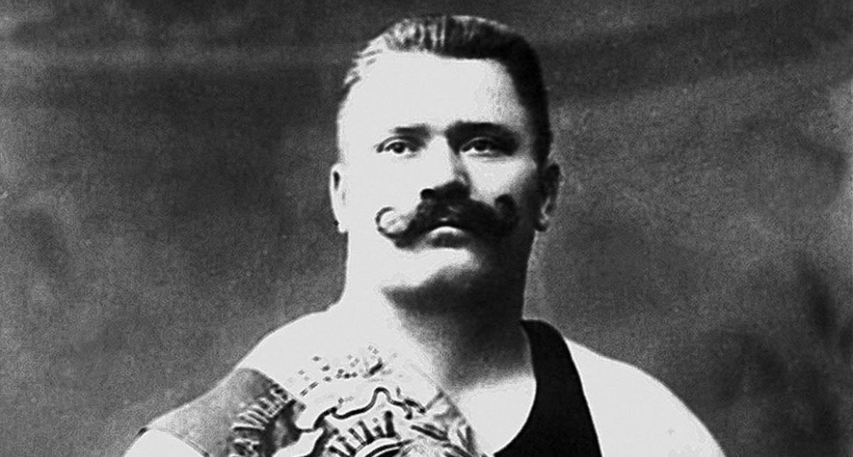 Атлеты от Бога: 7 самых сильных мужчин Руси