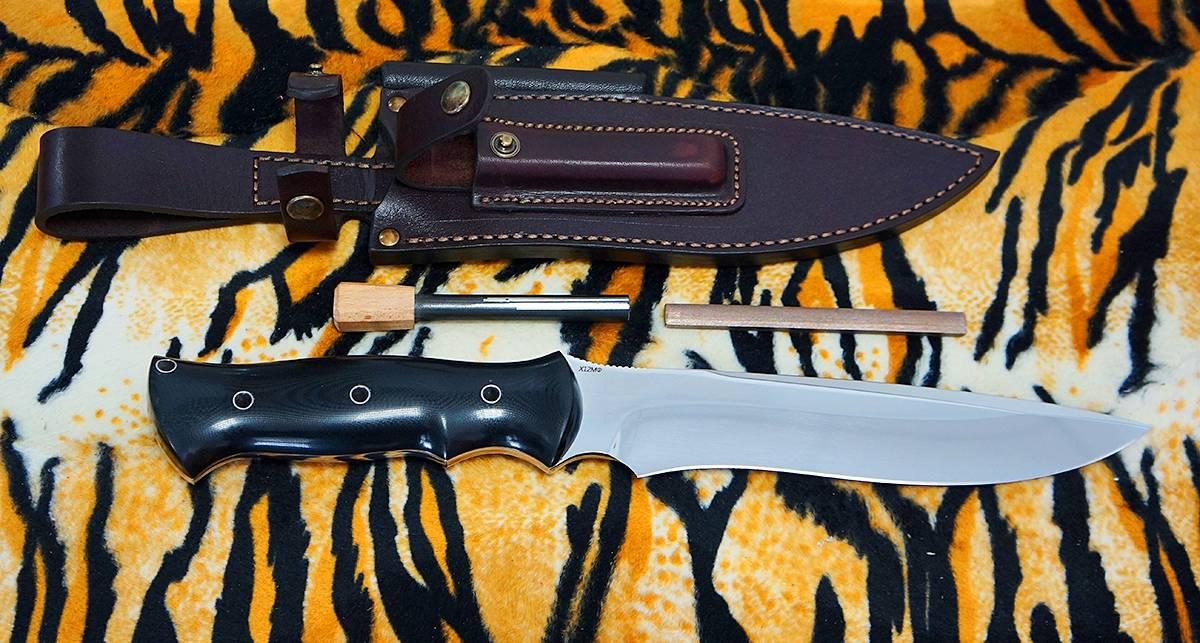 Нож для выживания: 6 советов правильного выбора