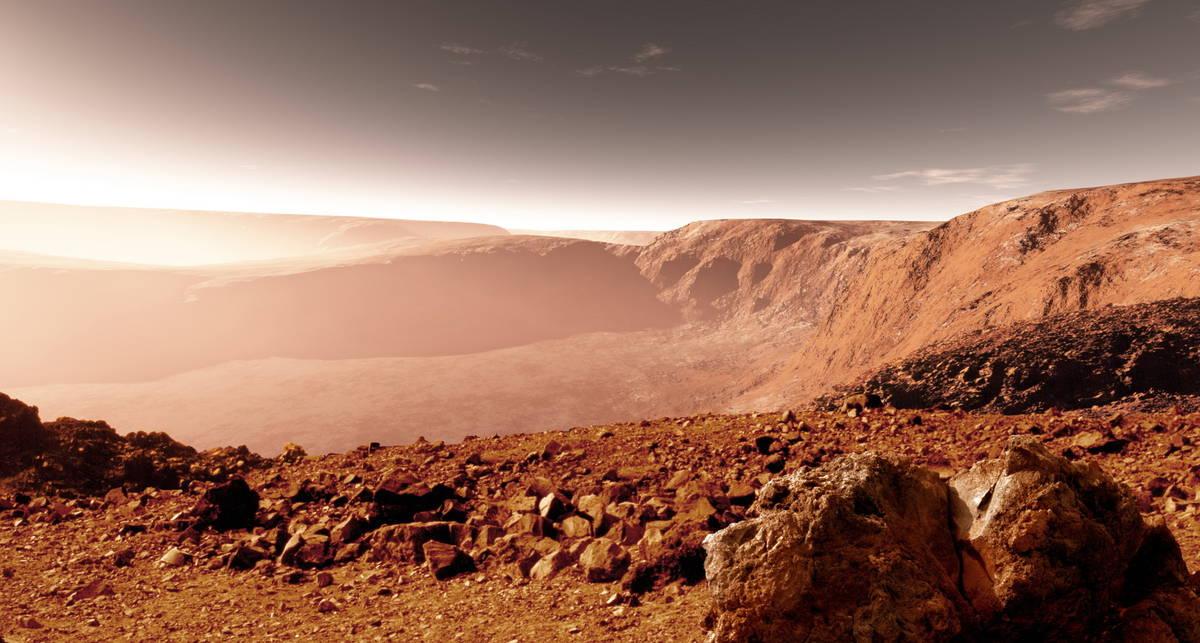 Вода на Марсе: 10 интересных фактов о планете