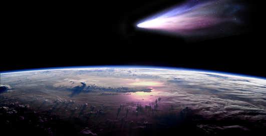 Привет из космоса: ТОП-10 самых известных комет