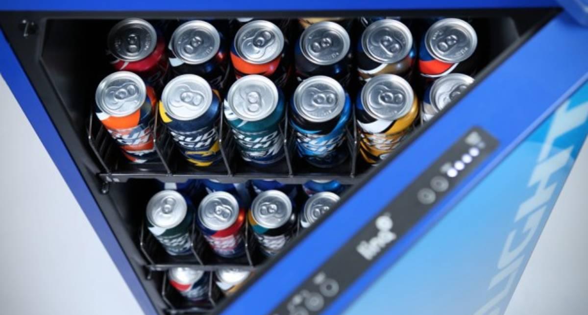 Холодильник пивомана: создан девайс для охлаждения спиртного