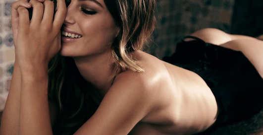 Красотка дня: датская модель Матильда Гохлер