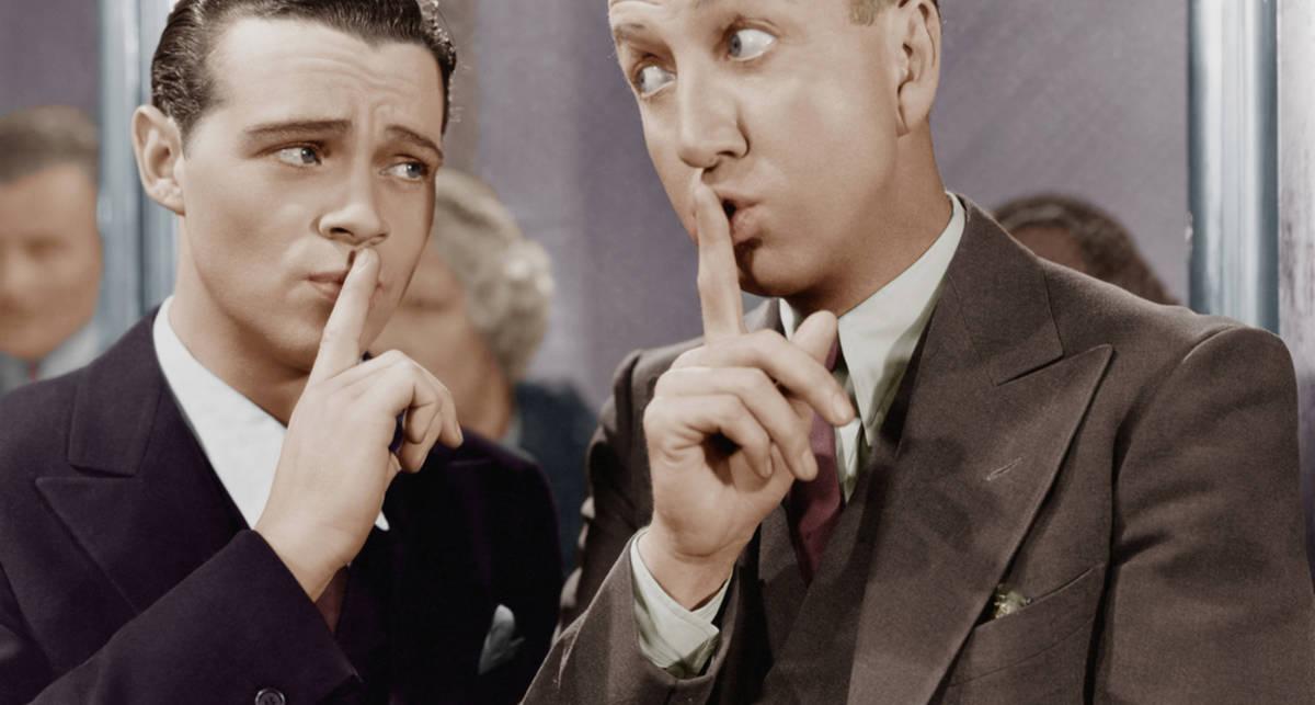Рот на замке: 5 жестких уроков бизнеса