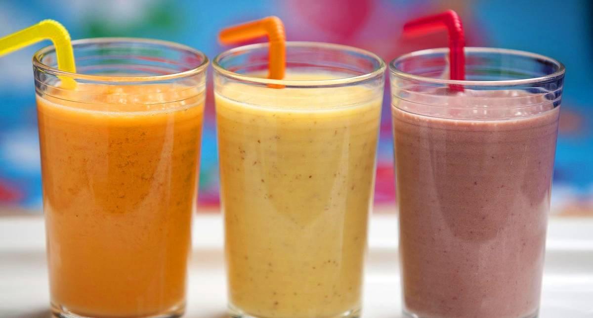 3 коктейля, которые убьют утренний голод