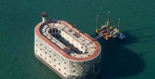 Морские крепости: 10 самых живописных фортов в мире