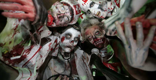 Праздник мертвецов: чертова дюжина фактов про Хэллоуин