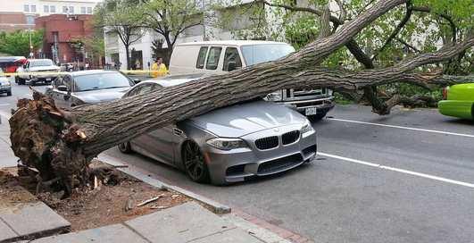 Автомобильные аварии: 20 фото с элитными авто