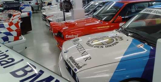 Секретный музей BMW: 40 фото редкостных авто