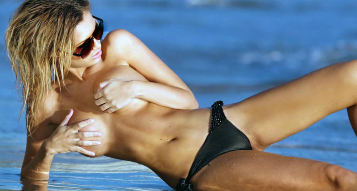 Красотка дня: шведская модель Эла Роуз